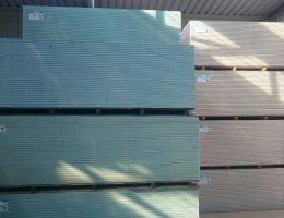 płyty karton-gips GKB, GKBI (2,6 m x 1,2 m)